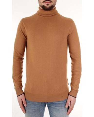Hnedý sveter Premium By Jack jones