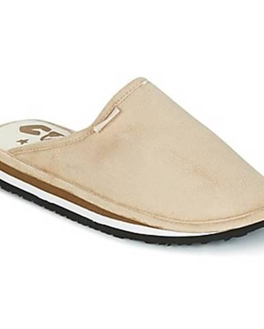 Béžové papuče Cool shoe