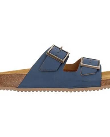Modré sandále Clia Walk