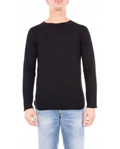 Čierny sveter Laneus
