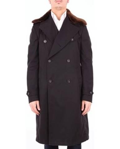 Čierny kabát Pino Lerario