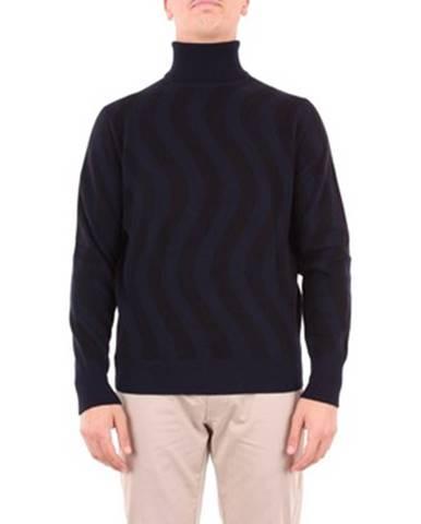 Modrý sveter Doppiaa