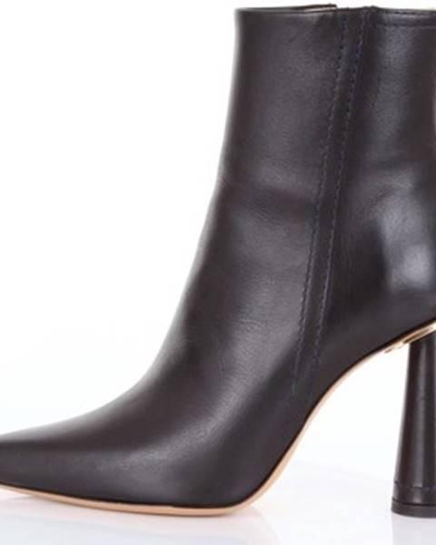 Čierne topánky Jacquemus