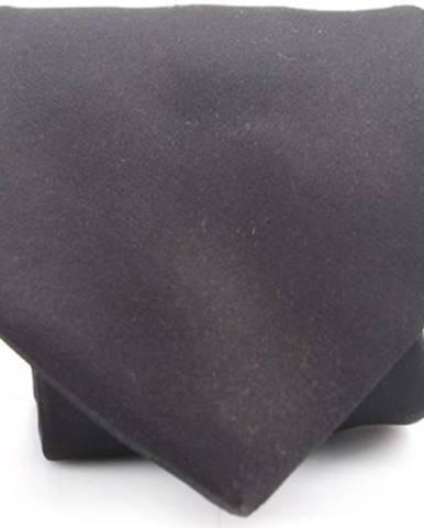 Čierna kravata Kiton