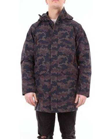 Viacfarebný kabát Swims