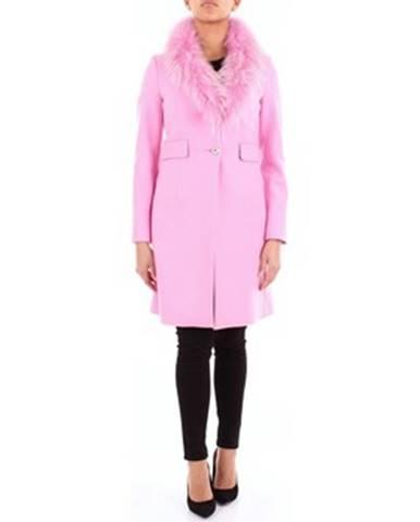 Ružový kabát Nora Barth