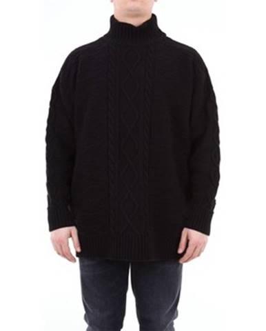Čierny sveter Represent