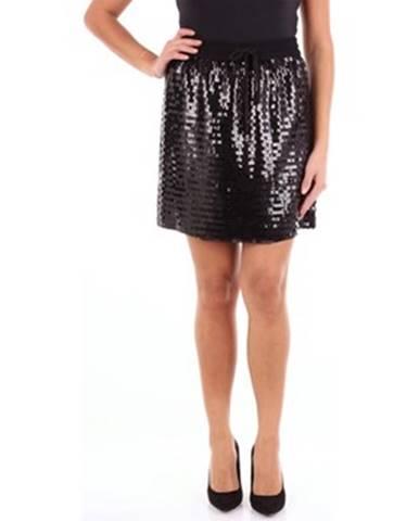Čierna sukňa Isabelle Blanche