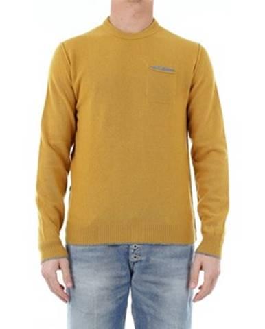 Žltý sveter Woolrich