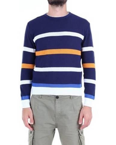 Viacfarebný sveter Michael Kurrier