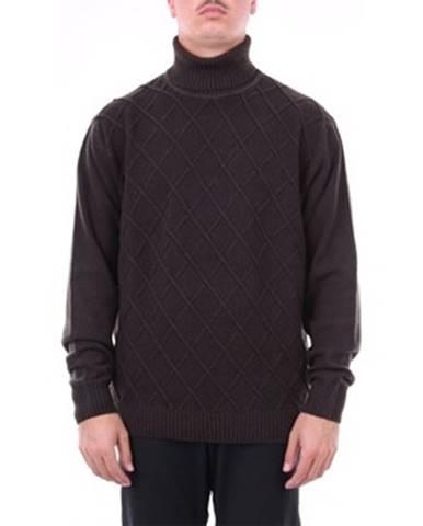 Viacfarebný sveter Paolo D'auria