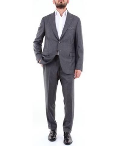 Oblek Luigi Borrelli Napoli
