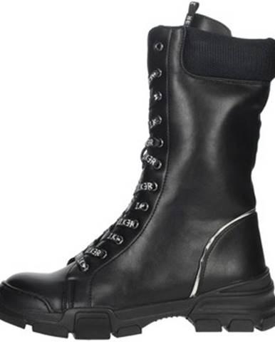 Čierne topánky J.ker