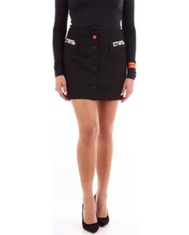 Čierna sukňa HERON PRESTON