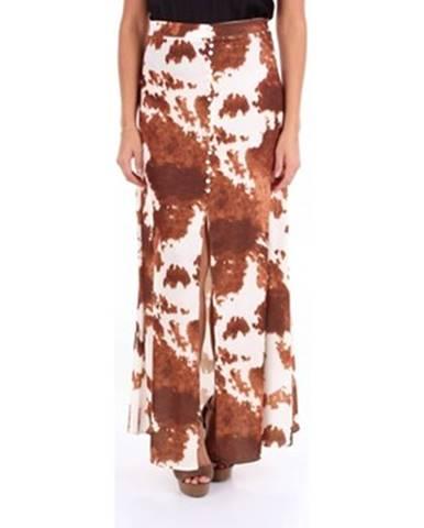 Viacfarebná sukňa Kontatto