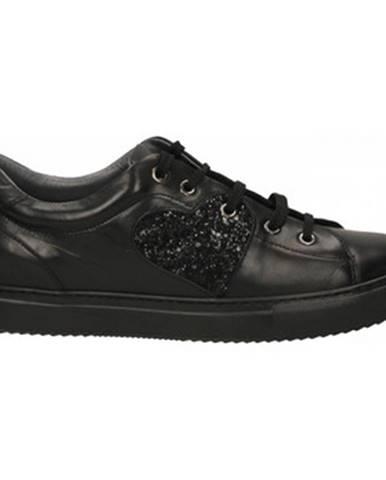 Čierne topánky Essex