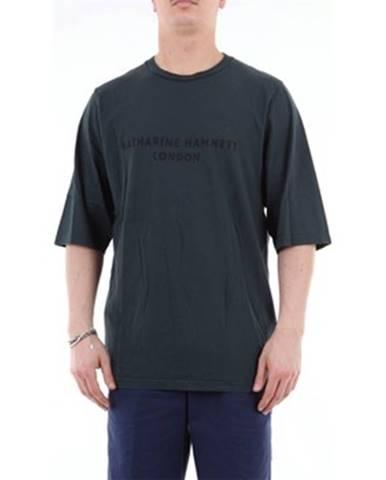 Viacfarebné tričko Katharine Hamnett