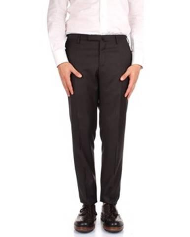Hnedý oblek Incotex