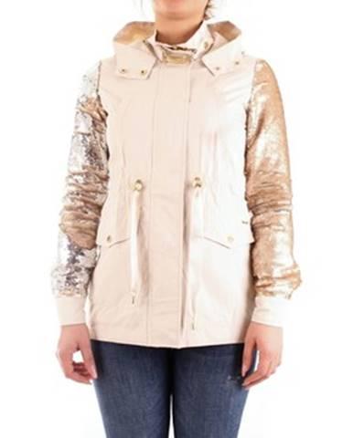 Béžový kabát Fracomina