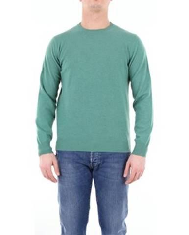Zelený sveter Della Ciana