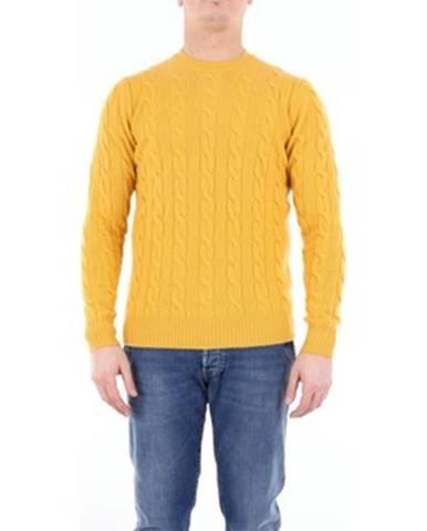 Žltý sveter Filippo De Laurentis