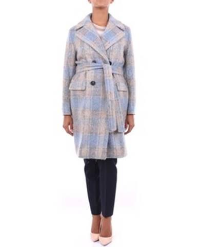 Viacfarebný kabát Peserico