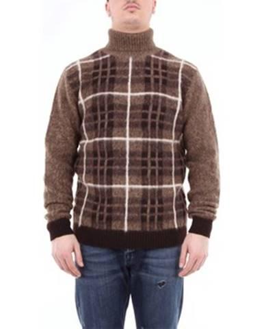 Viacfarebný sveter Filintrama
