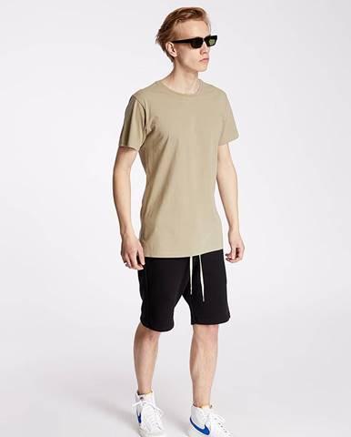 Hnedé tričko John Elliott