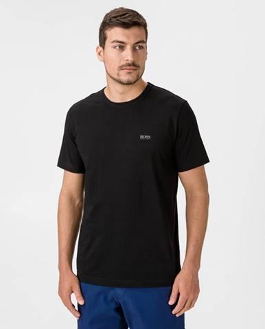 Čierne tričko BOSS