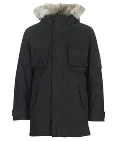 Čierna bunda Timberland