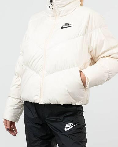 Biela bunda Nike