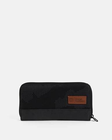 Čierna peňaženka Horsefeathers