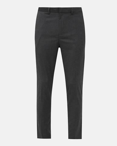 Sivé kraťasy Burton Menswear London