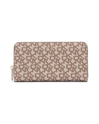 Hnedá peňaženka DKNY