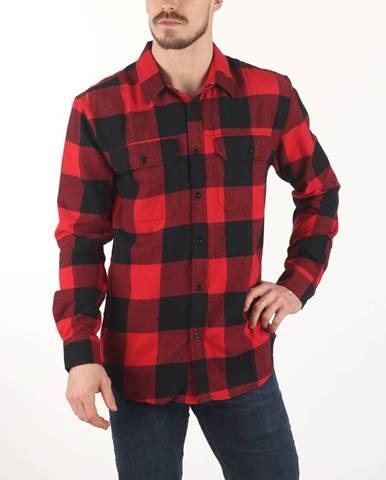 Červená košeľa Rifle