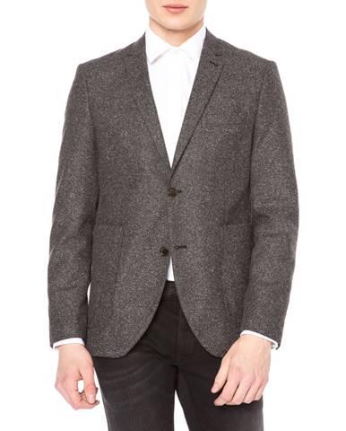 Sivé sako Jack & Jones