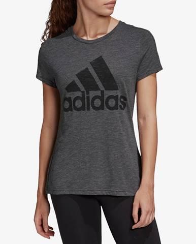 Topy, tričká, tielka adidas Performance