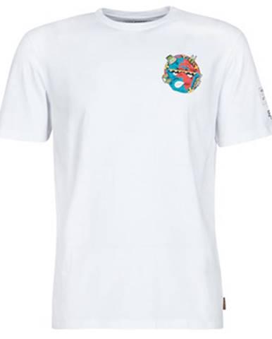 Biele tričko Volcom