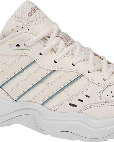 Krémové tenisky adidas