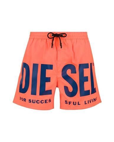 Oranžové plavky Diesel