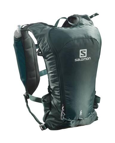 Zelený batoh Salomon