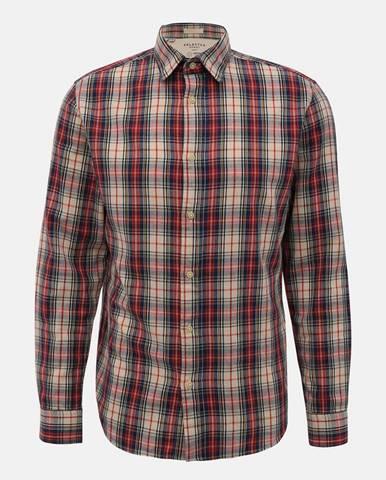 Béžová košeľa Selected Homme