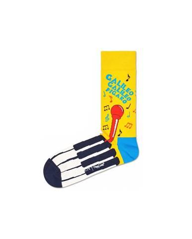 Žltá spodná bielizeň Happy Socks