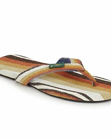 Hnedé sandále SoleRebels