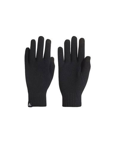 Čierne rukavice adidas Performance