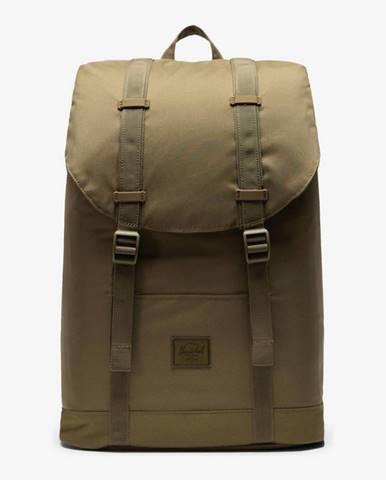 Zelený batoh Herschel Supply