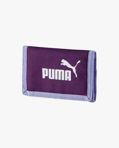 Fialová peňaženka Puma