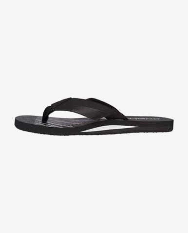 Čierne sandále O'Neill