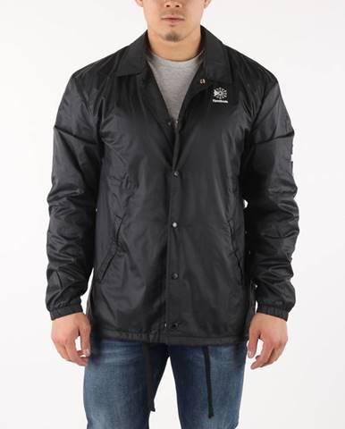Čierna bunda Reebok Classic