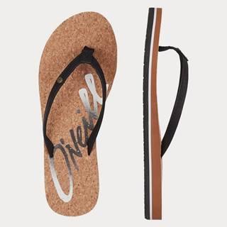 Žabky O´Neill Fw Logo Cork Sandals Farebná
